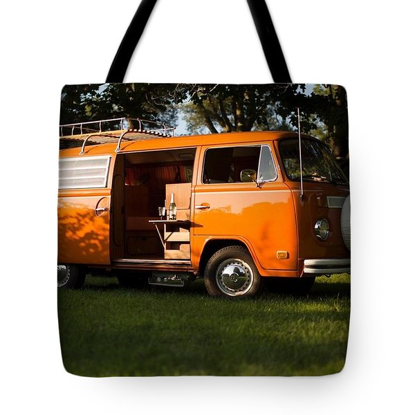 Volkswagen Bus T2 Westfalia Tote Bag
