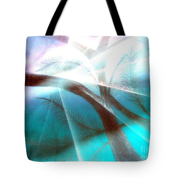 Wake Up In The Forest Tote Bag