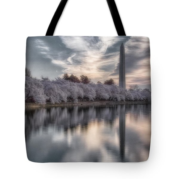 Washington Sunrise Tote Bag