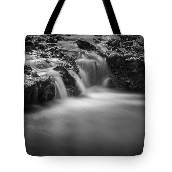 Waterfall  Tote Bag by Scott Meyer