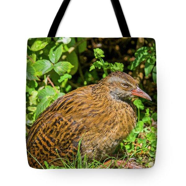 Weka Tote Bag