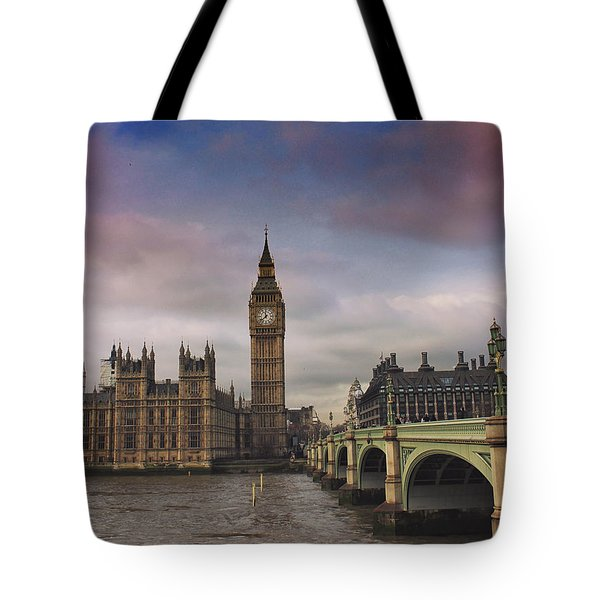 Westminster Tote Bag