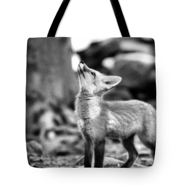 What Is Up Tote Bag