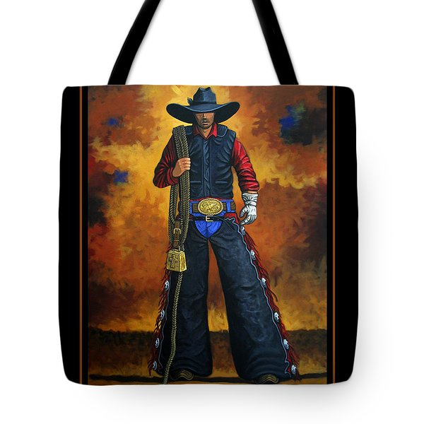 Wild West Days Poster/print  Tote Bag by Lance Headlee
