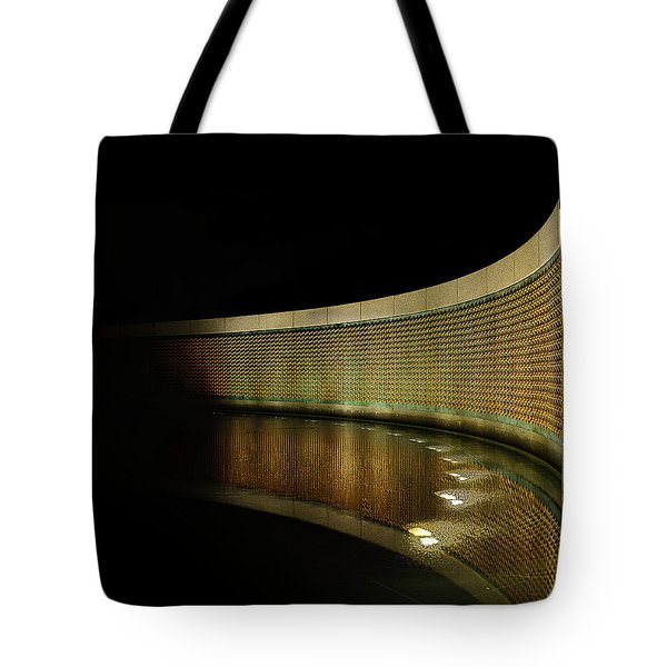 World War II Memorial - Stars Tote Bag