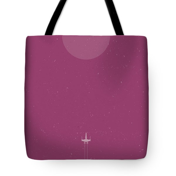 X-wing Attack Tote Bag