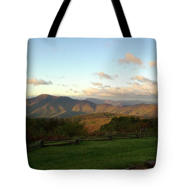 Kevin Blackburn Nature Photography Tote Bag
