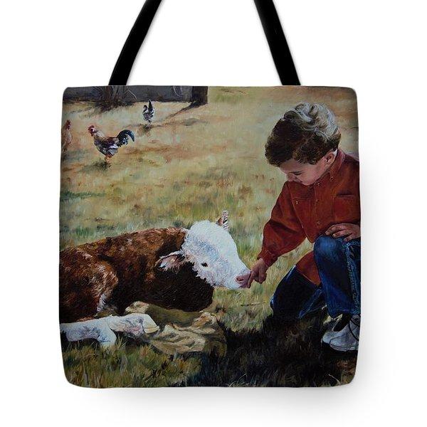 20 Minute Orphan Tote Bag