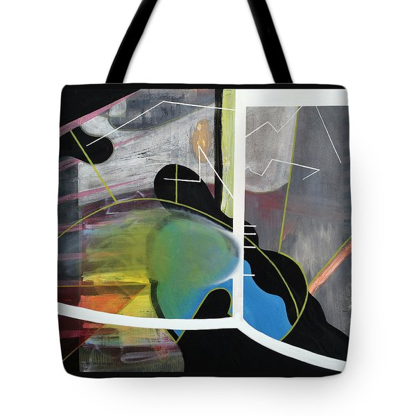 200 Percent Tote Bag by Antonio Ortiz