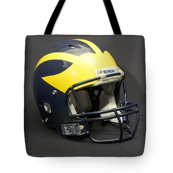 2000s Wolverine Helmet Tote Bag