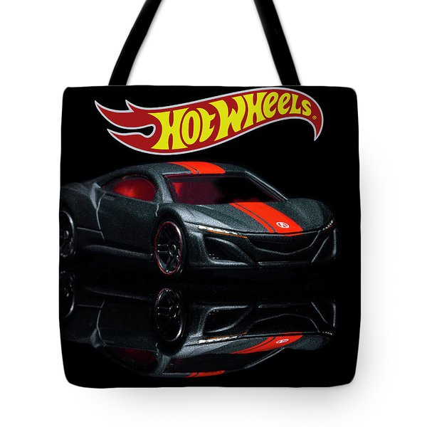2012 Acura Nsx-2 Tote Bag