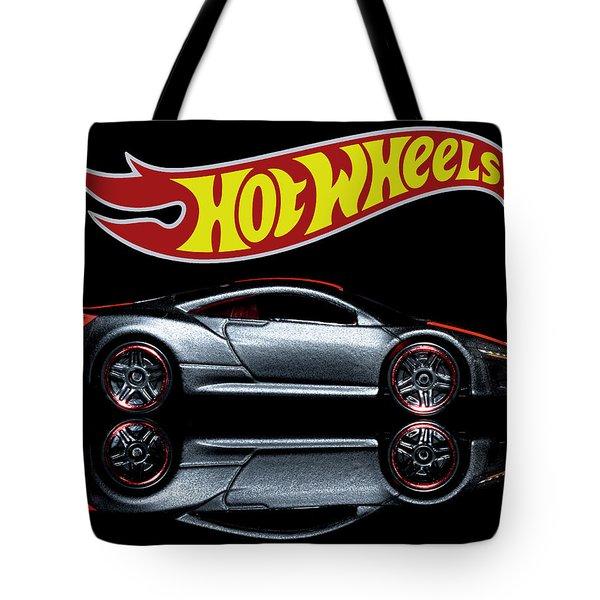 2012 Acura Nsx Tote Bag
