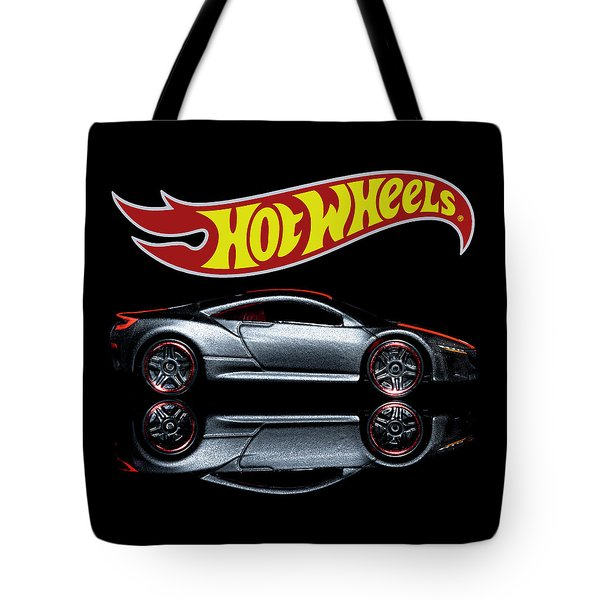 Tote Bag featuring the photograph 2012 Acura Nsx by James Sage
