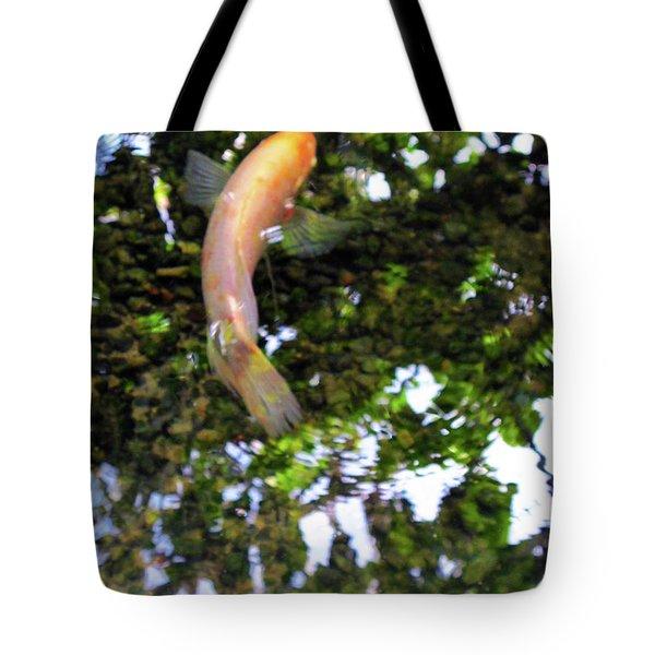 Swedish Coy Tote Bag
