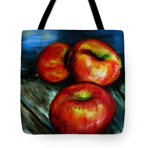 2015 Apples 1 Tote Bag