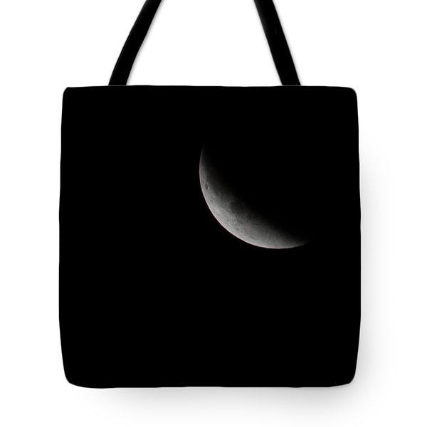 2015 Harvest Moon Eclipse 1 Tote Bag
