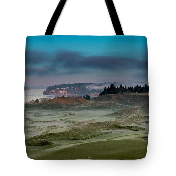 2015 Us Open - Chambers Bay Vi Tote Bag