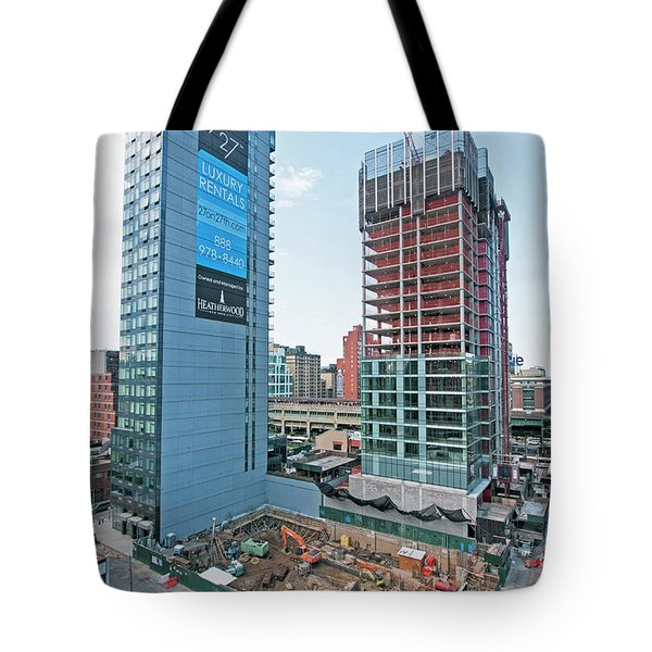 Tote Bag featuring the photograph 2016-06-06_0369 by Steve Sahm