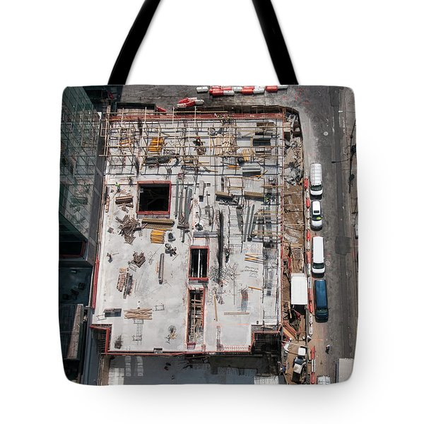 Tote Bag featuring the photograph 2016-07-18_0827 by Steve Sahm