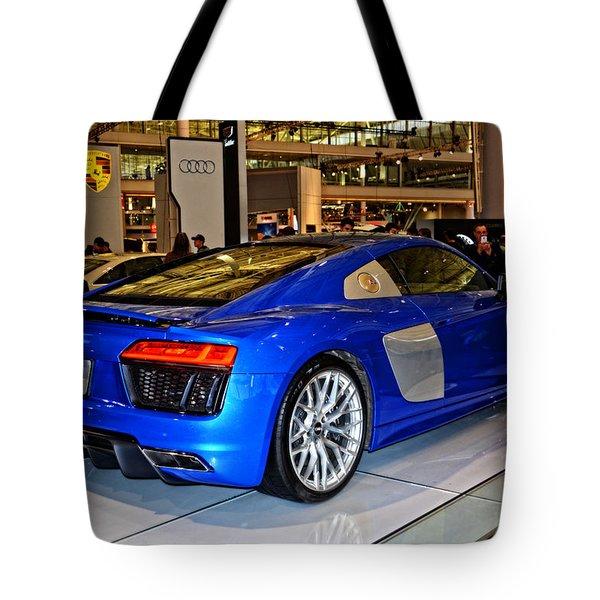 2016 Audi R8 Tote Bag