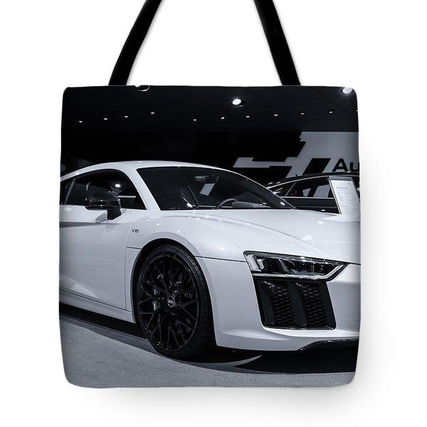 2017 Audi R8 Tote Bag