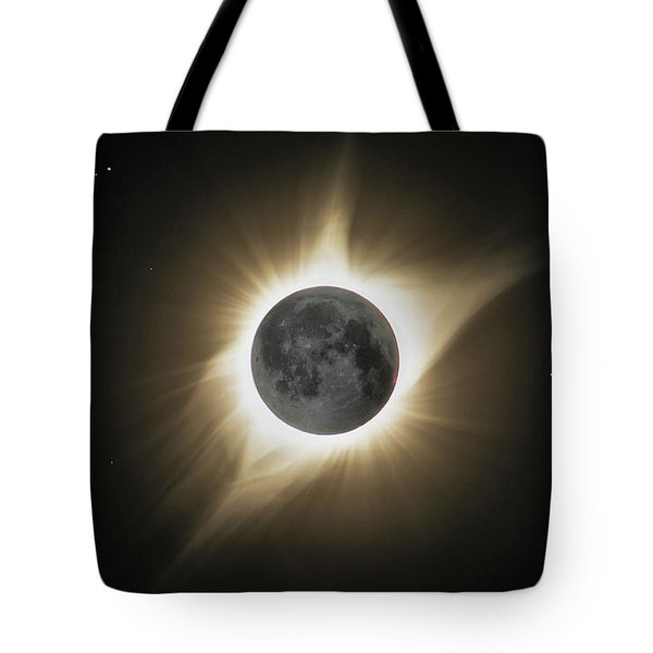 2017 Eclipse Hdr Tote Bag