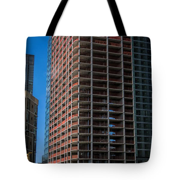 Tote Bag featuring the photograph 20mar17 by Steve Sahm