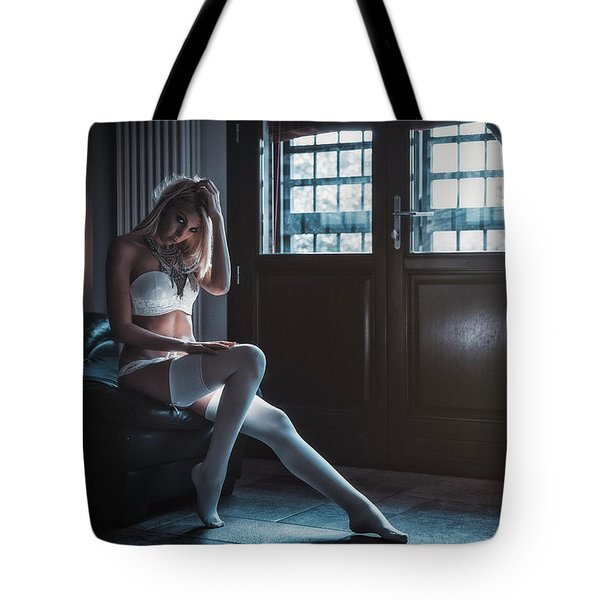 ... Tote Bag by Traven Milovich
