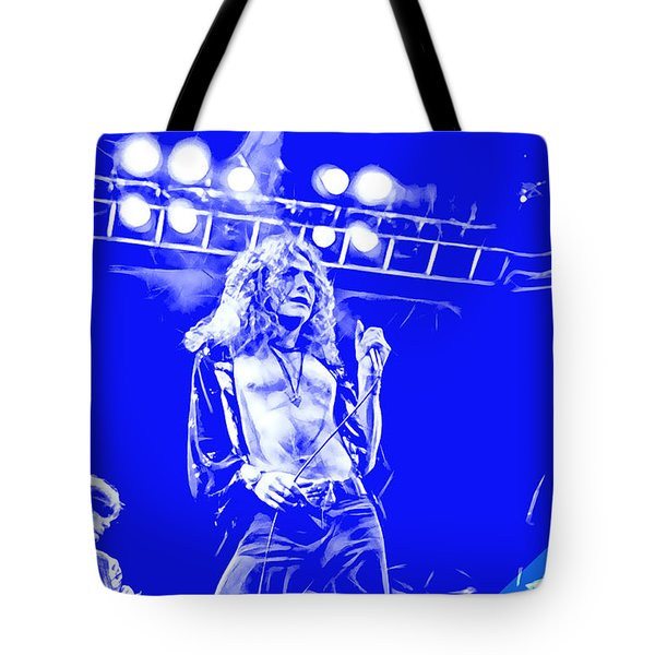 Led Zeppelin Collection Tote Bag
