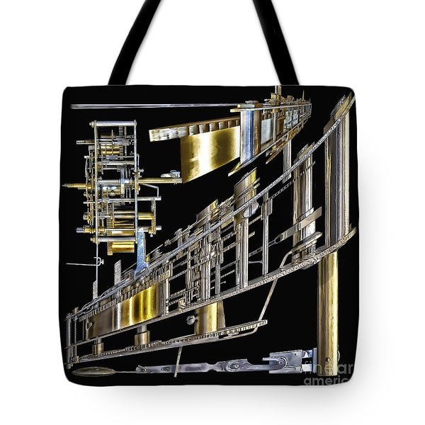 21st Century Erector Set ? Tote Bag