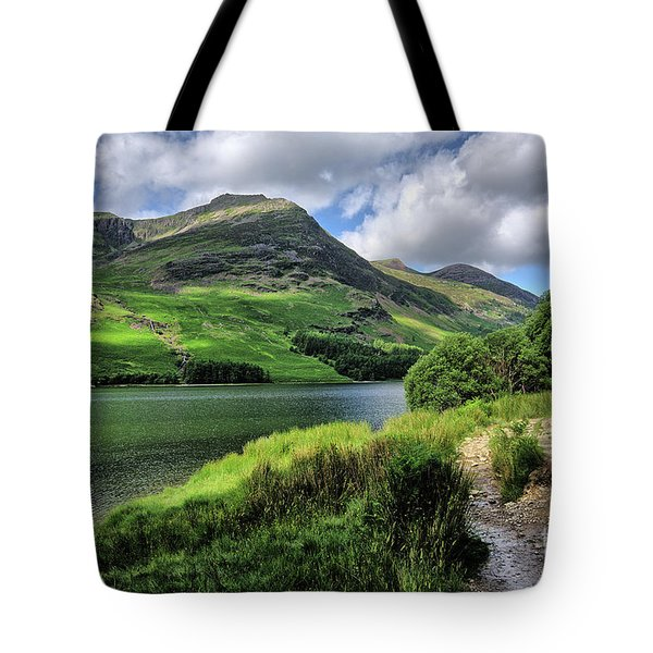 Buttermere Tote Bag by Nichola Denny