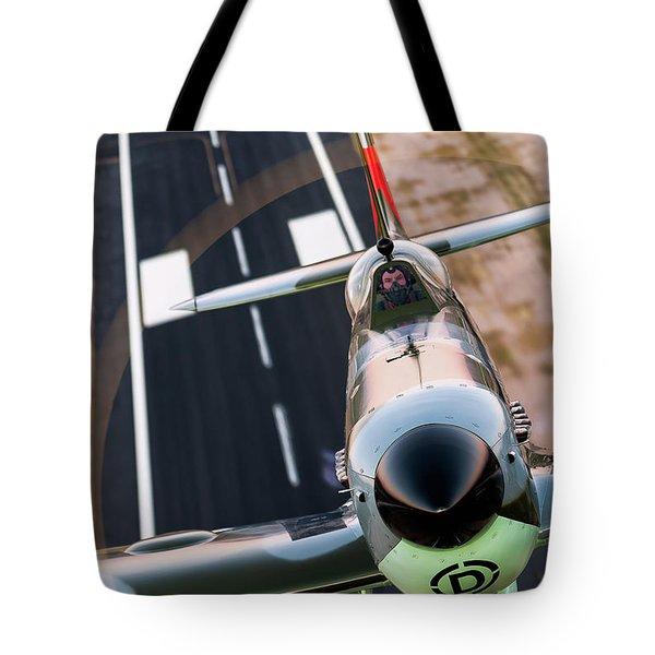 22 Close Tote Bag