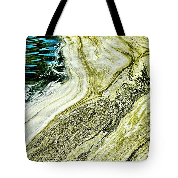 Primordial Soup Tote Bag by Bob Wall