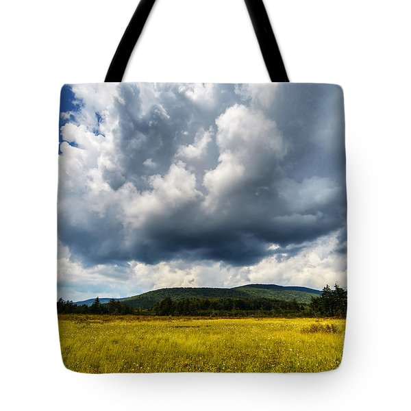 Cranberry Glades Botanical Area Tote Bag by Thomas R Fletcher