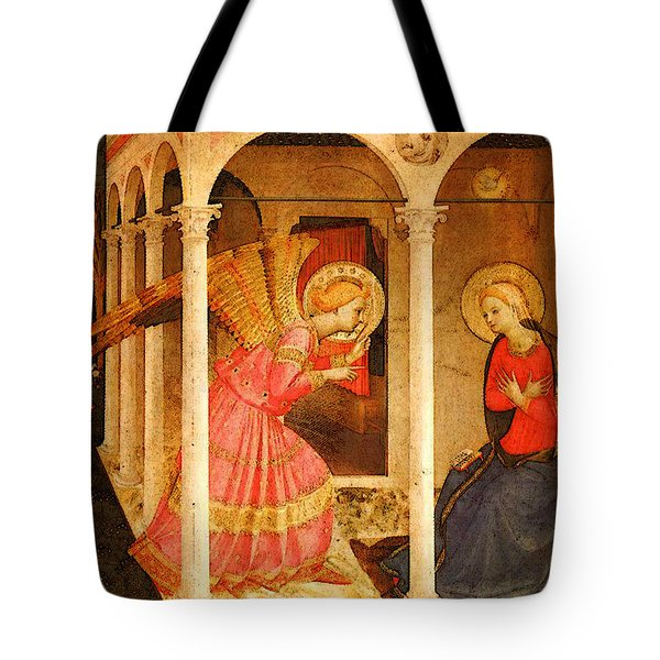 Fra Angelico  Tote Bag by Fra Angelico