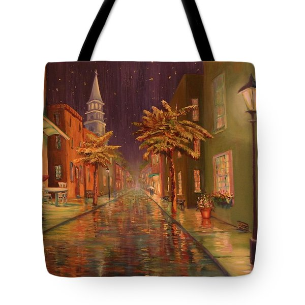 24 Hour Delivery Tote Bag by Dorothy Allston Rogers