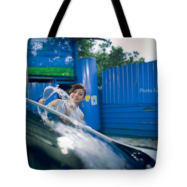 Asian Tote Bag