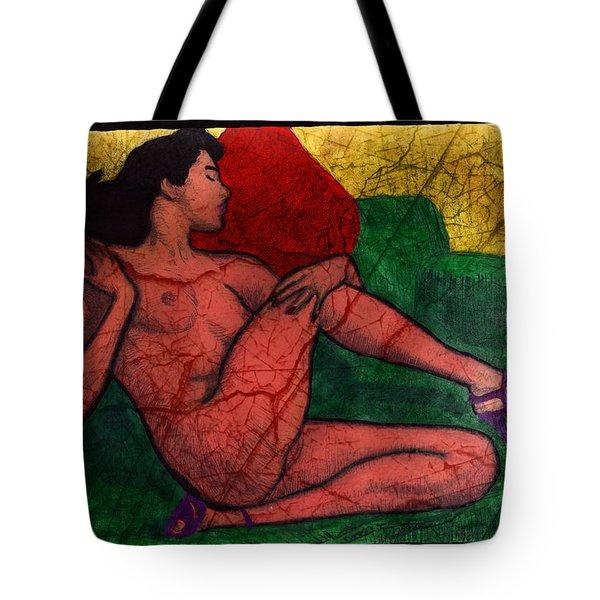 Nude Woman Tote Bag