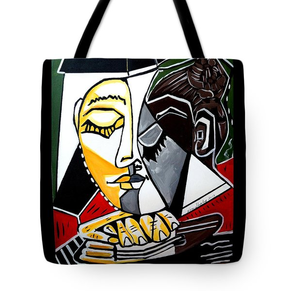 Picasso By Nora Fingers Tote Bag