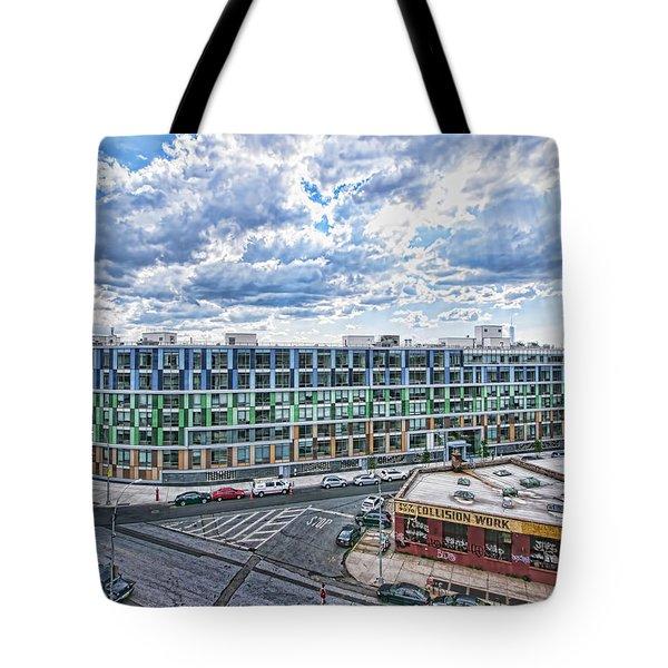 250n10 #1 Tote Bag