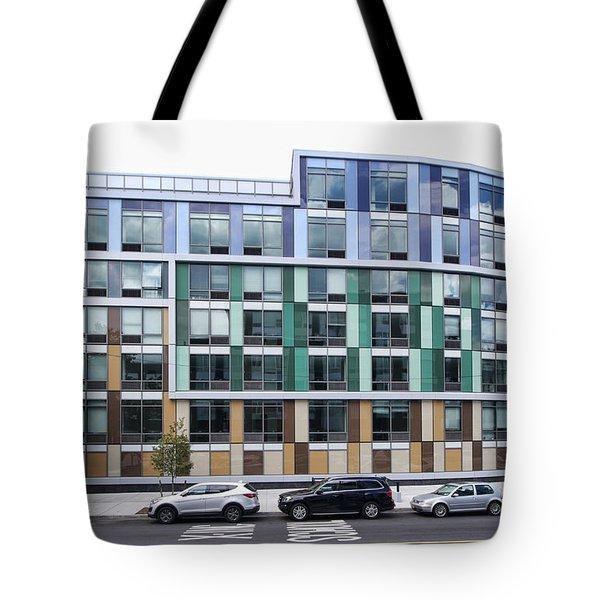 250n10 #3 Tote Bag