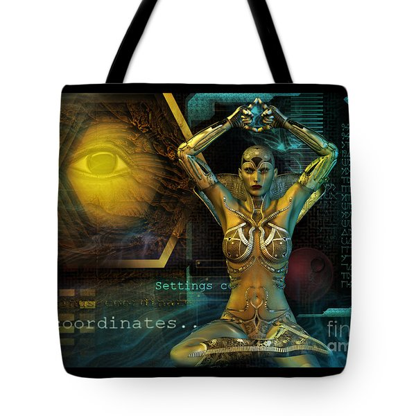 2525  In The Year Tote Bag