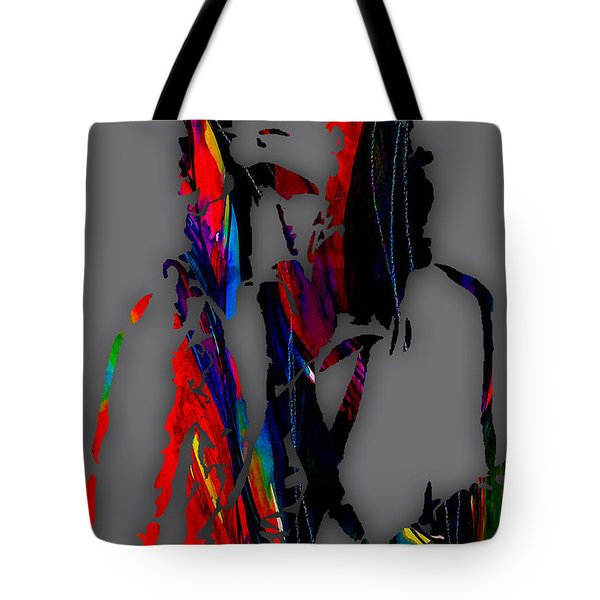Jimmy Page Collection Tote Bag