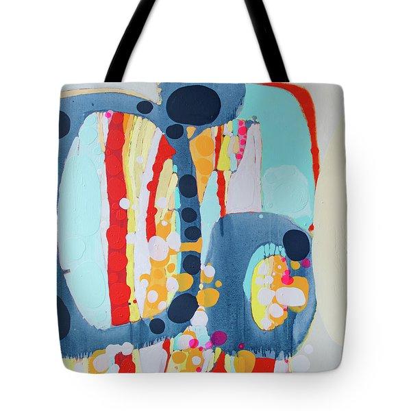 26 Minutes Tote Bag