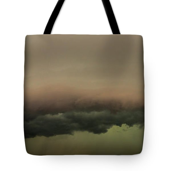 3rd Storm Chase Of 2015 Tote Bag