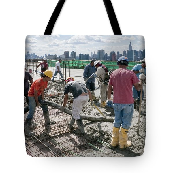27th Street Lic 1 Tote Bag