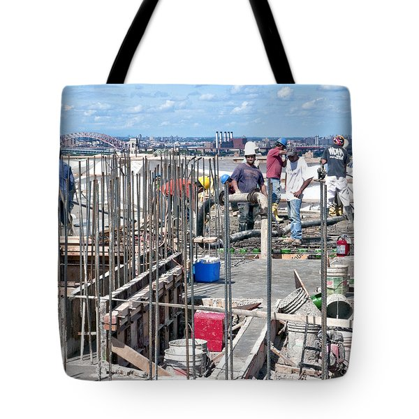 27th Street Lic 2 Tote Bag