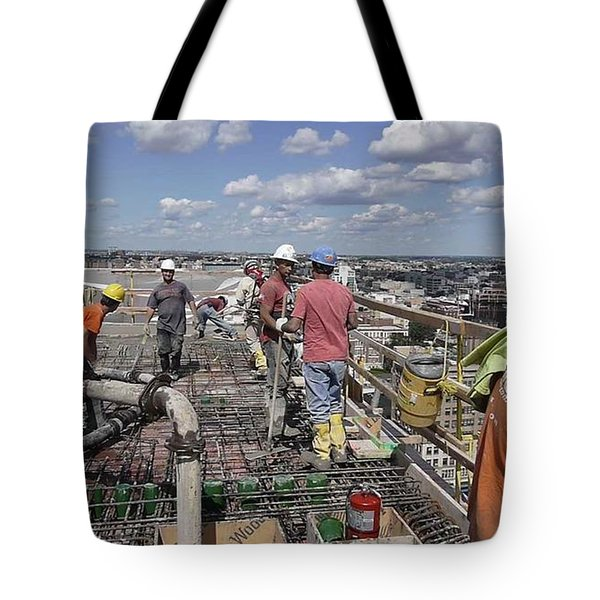 27th Street Lic 5 Tote Bag