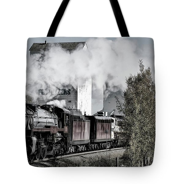 2816 At Dewinton Tote Bag
