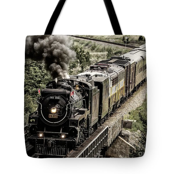 2816 Empress At Seebee Crossing Tote Bag